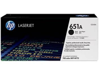 Image for HP CE340A 651A Black Original LaserJet Toner Cartridge AusPCMarket