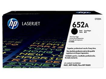 Image for HP CF320A 652A Black Original LaserJet Toner Cartridge AusPCMarket