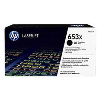 Image for HP #653X Black Toner CF320X 21,000 pages AusPCMarket