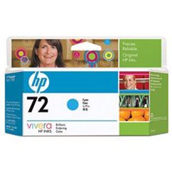 Image for HP 72 130-ml Cyan Ink Cartridge for Designjet (C9371A) AusPCMarket