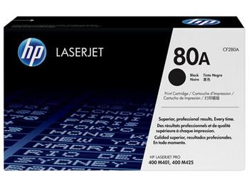 Image for HP 80A Black LaserJet Toner Cartridge (CF280A) AusPCMarket
