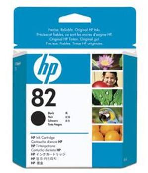 Image for HP 82 Black Ink Cartridges (CH565A) AusPCMarket