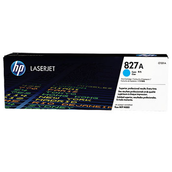 Image for HP #827A Cyan Toner CF301A 32,000 pages AusPCMarket