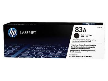 Image for HP CF283A 83A Black Original LaserJet Toner Cartridge AusPCMarket