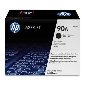 Image for HP 90A Black LaserJet Toner Cartridge (CE390A) AusPCMarket