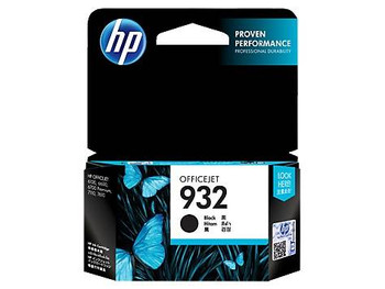 Image for HP CN057AA 932 Black Original Ink Cartridge, up to 400 pages AusPCMarket