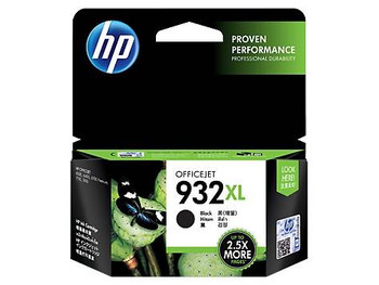 Image for HP CN053AA 932XL High Yield Black Original Ink Cartridge, 1000 pages AusPCMarket