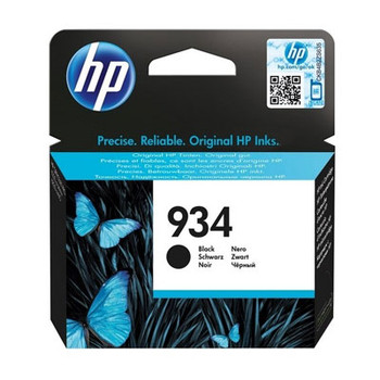 Image for HP #934 Black Ink Cartridge C2P19AA 400 pages AusPCMarket