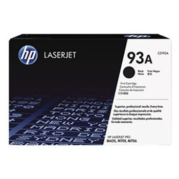 Image for HP #93A Black Toner CZ192A 12,000 pages AusPCMarket