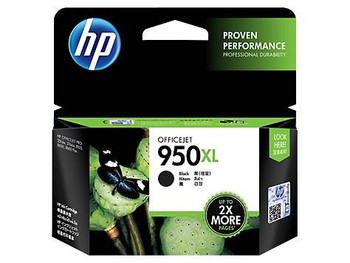 Image for HP CN045AA 950XL High Yield Black Original Ink Cartridge, up to 2300 pages AusPCMarket