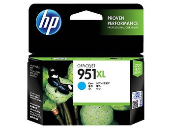 Image for HP CN046AA 951XL High Yield Cyan Original Ink Cartridge, up to 1500 pages AusPCMarket