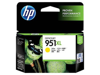 Image for HP CN048AA 951XL High Yield Yellow Original Ink Cartridge, up to 1500 pages AusPCMarket