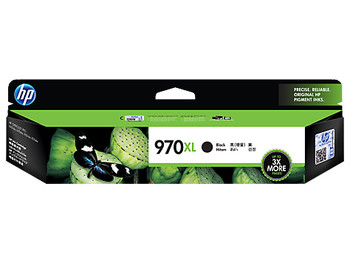 Image for HP 970XL High Yield Black Original Ink Cartridge, up to 9200 pages (CN625AA) AusPCMarket