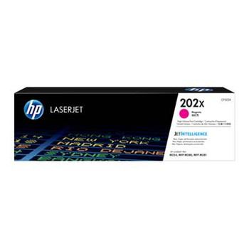Image for HP 202X LaserJet Toner Cartridge - Magenta (CF503X) AusPCMarket