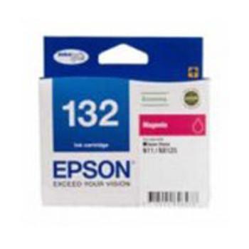 Image for Epson 132 Magenta Ink Cartridge AusPCMarket