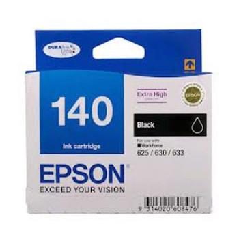 Image for Epson 140 Black Ink Cart 945 pages Black AusPCMarket