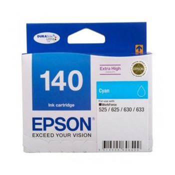 Image for Epson 140 Cyan Ink Cart 755 pages Cyan AusPCMarket