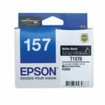 Image for Epson 157 Black Ink Cartridge AusPCMarket