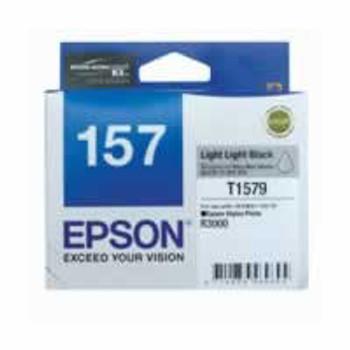 Image for Epson 157 Light Black Ink Cartridge AusPCMarket