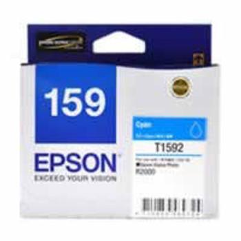 Image for Epson 1592 Cyan Ink Cartridge AusPCMarket