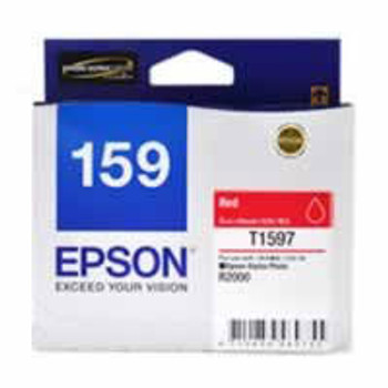 Image for Epson 1597 Red Ink Cartridge AusPCMarket