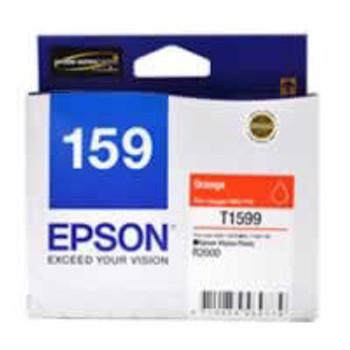 Image for Epson 1599 Orange Ink Cartridge AusPCMarket