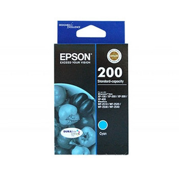 Image for Epson 200 Cyan Ink Cartridge 165 pages Cyan AusPCMarket