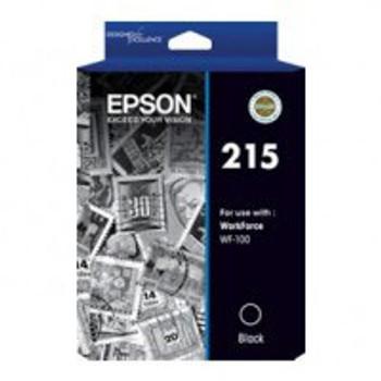 Image for Epson 215 Black Ink Cartridge AusPCMarket