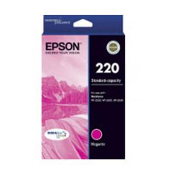 Image for Epson 220 Magenta Ink Cartridge AusPCMarket