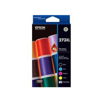 Image for Epson 273 5 HY Ink Value Pack AusPCMarket