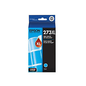 Image for Epson 273 HY Cyan Ink Cart 650 pages Cyan AusPCMarket