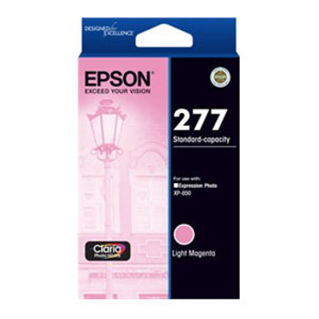 Image for Epson 277 Light Magenta Ink Cartridge 360 pages AusPCMarket