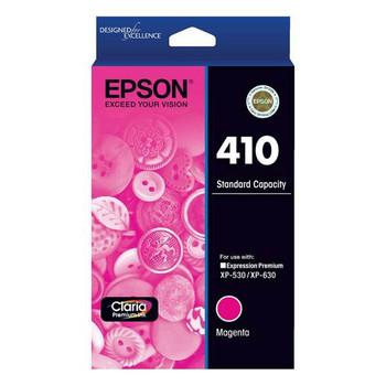 Image for Epson 410 Standard Capacity Claria Premium Magenta Ink Cartridge AusPCMarket