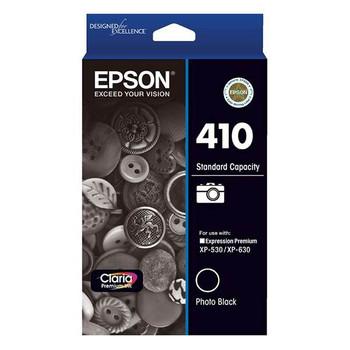 Image for Epson 410 Standard Capacity Claria Premium Photo Black Ink Cartridge AusPCMarket