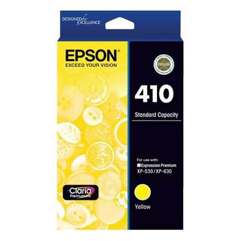 Image for Epson 410 Standard Capacity Claria Premium Yellow Ink Cartridge AusPCMarket