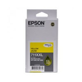 Image for Epson 711XXL Yellow Ink Cartridge 3,400 pages AusPCMarket