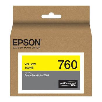 Image for Epson 760 UltraChrome HD Yellow Ink Cartridge AusPCMarket