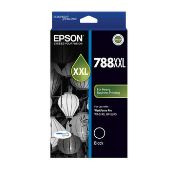 Image for Epson 788XXL Black Ink Cart 4000 pages Black AusPCMarket
