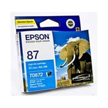 Image for Epson UltraChrome Hi-Gloss2 Photo Cyan Ink Cartridge AusPCMarket