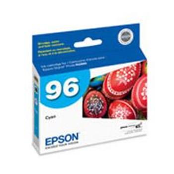 Image for Epson T0962 Cyan Ink Cartridge (T096290) AusPCMarket