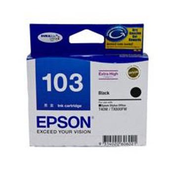 Image for Epson T103192 Extra High Capacity Black Ink Cartridge AusPCMarket
