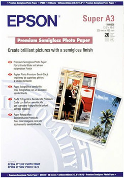 Image for Epson A3 Premium Semi Glossy Photo Paper (S041328) AusPCMarket