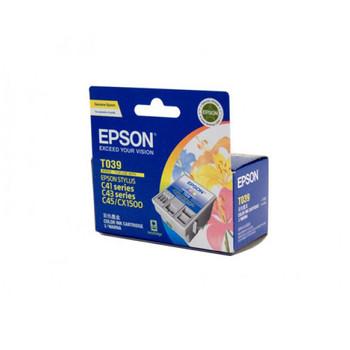 Image for Epson T039 Colour Ink Cart 180 pages Colour AusPCMarket
