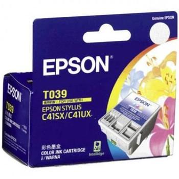 Image for Epson T039 Stylus Colour Ink Cartridge (T039090) AusPCMarket