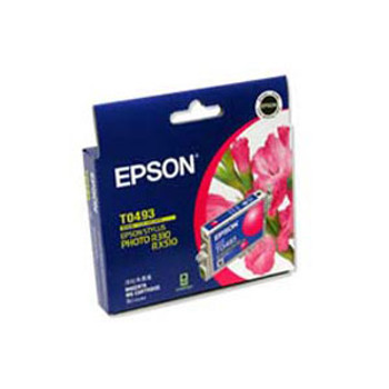 Image for Epson T0493 Magenta Ink Cart 430 pages Magenta AusPCMarket