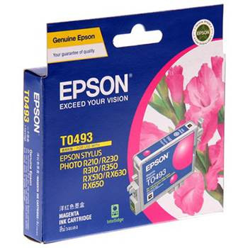 Image for Epson T0493 Stylus Magenta Ink 430 pages (T049390) AusPCMarket