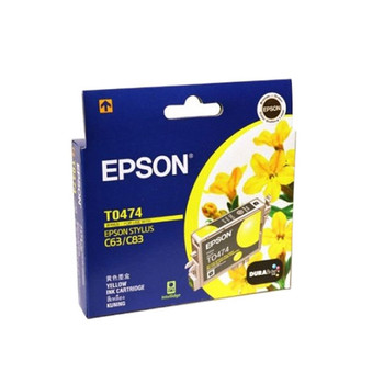 Image for Epson T0494 Yellow Ink Cart 430 pages Yellow AusPCMarket