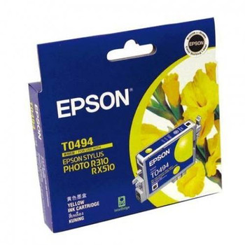 Image for Epson T0494 tylus Yellow Ink 430 pages (T049490) AusPCMarket