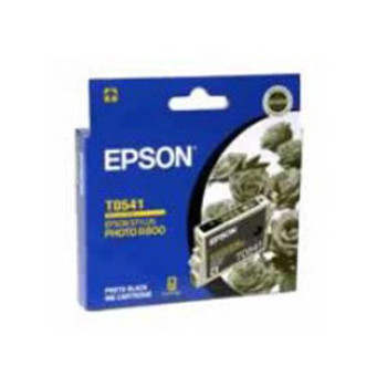 Image for Epson T0541 Photo Black Ink 550 pages Photo Black AusPCMarket
