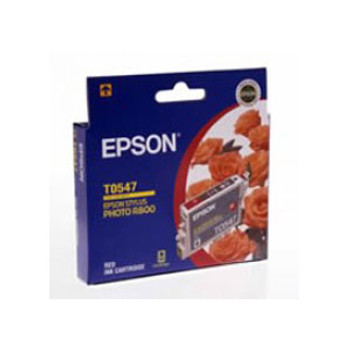 Image for Epson T0547 Red Ink 440 pages Red AusPCMarket